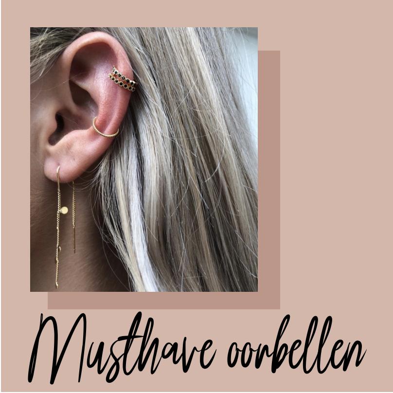 Shop oorbellen: 6 soorten musthave oorbellen trends