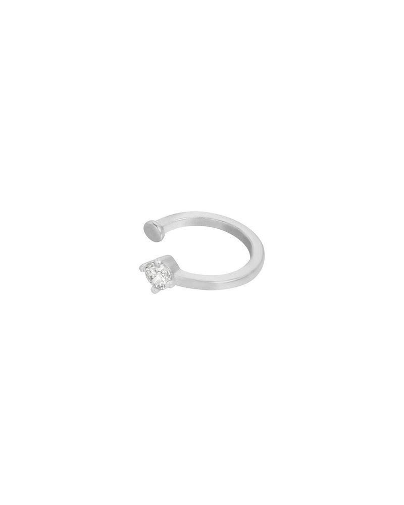 Fashion-Click Earcuff Precious Stone
