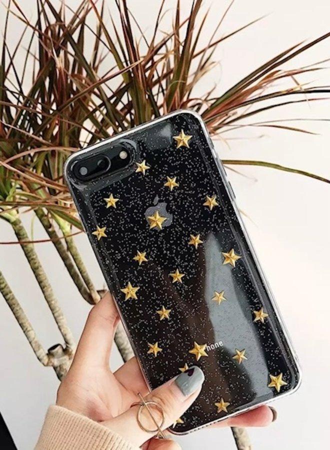 Iphone Hoesje Gouden Sterren