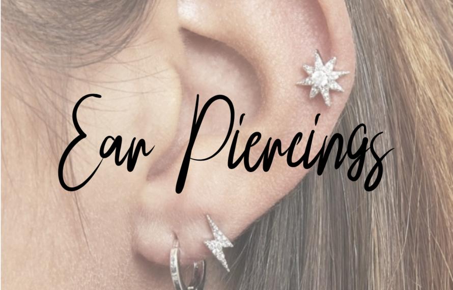 Hotter than hot: Piercings