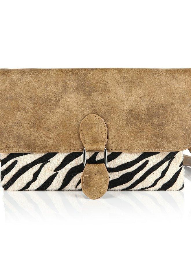 Tasje My Favorite Zebra