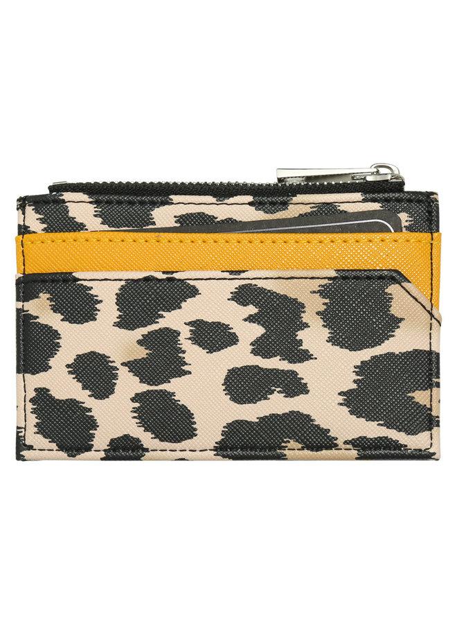 Pasjes Houder Little Leopard