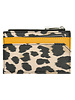 Fashion-Click Pasjes Houder Little Leopard