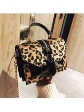 Fashion-Click Tas My Favorite Leopard