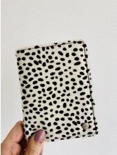 Fashion-Click Paspoorthoesje Cheetah Spots