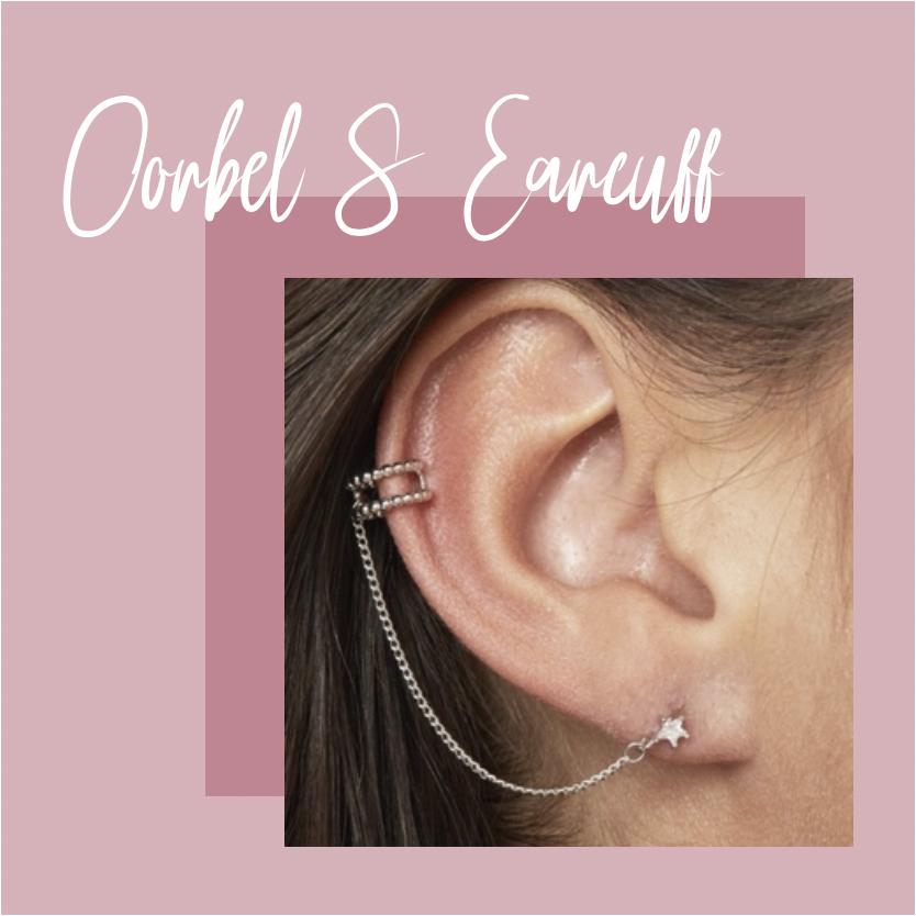 Trend: Oorbel & Earcuff