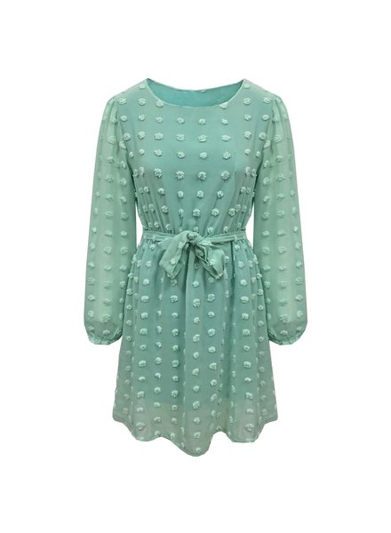 Fashion-Click Jurkje My Favorite Polkadots Mint