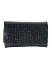 Fashion-Click Key Wallet Black