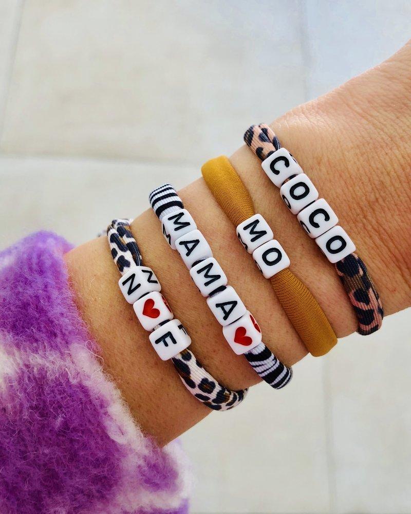 Fashion-Click Naam Armband