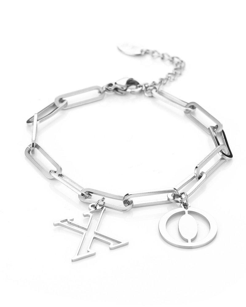 Fashion-Click Armband XO