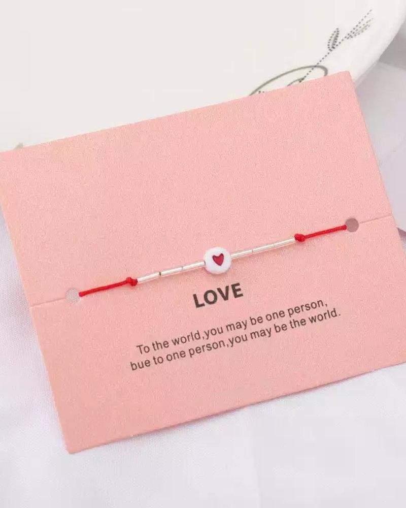 Fashion-Click Armband My Little Heart