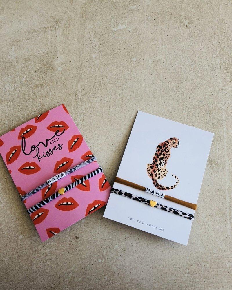 Fashion-Click Armband Setje Mama Deluxe