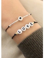 Fashion-Click Armband Love Beads