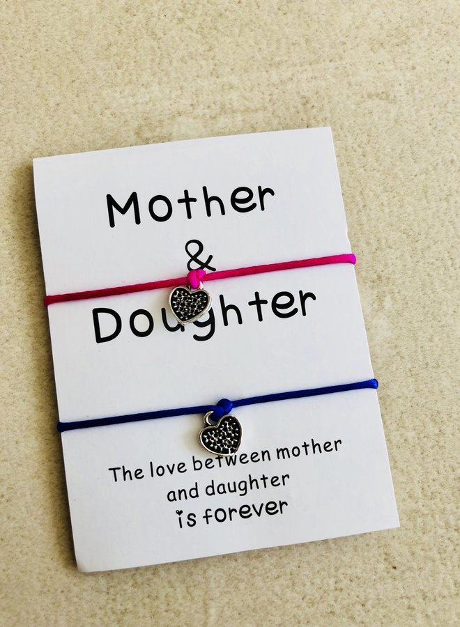 Armbanden Setje Mother & Daughter