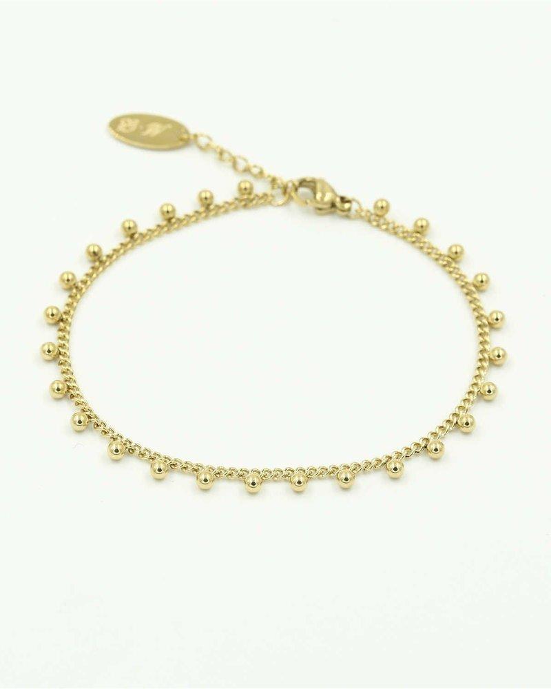 Fashion-Click Armband Tiny Balls
