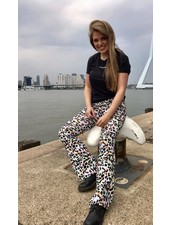 Fashion-Click Leopard Flared Legging