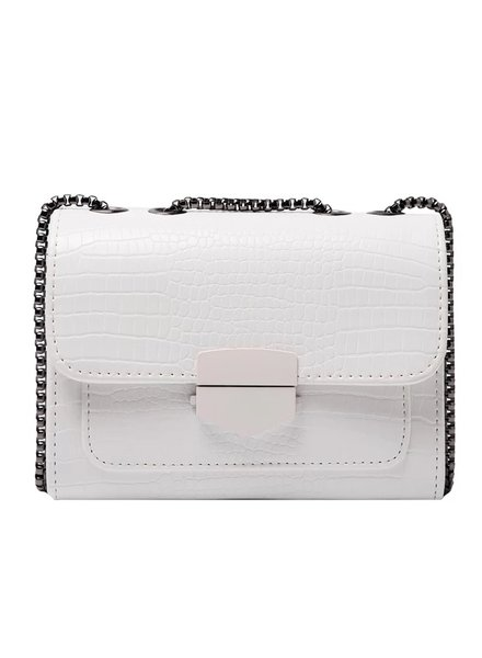 Fashion-Click Tas My Ultimate Chic White