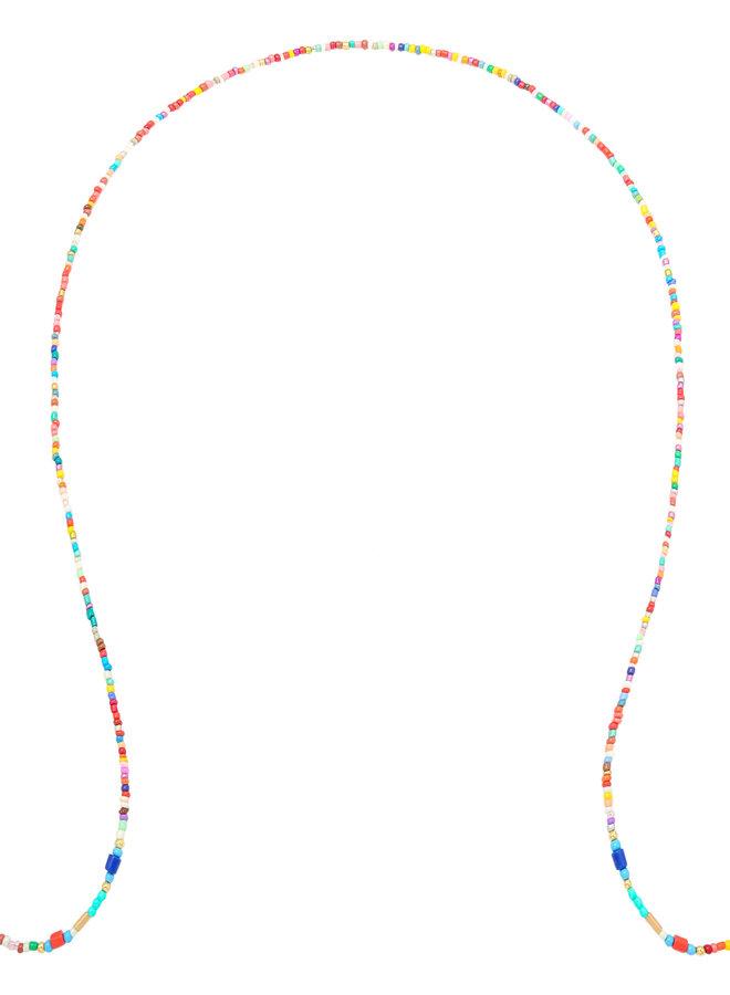 Zonnebrilkoord Colourfull Beads