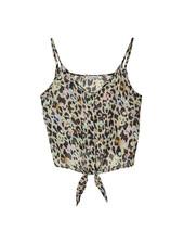 Fashion-Click Topje Happy Leopard