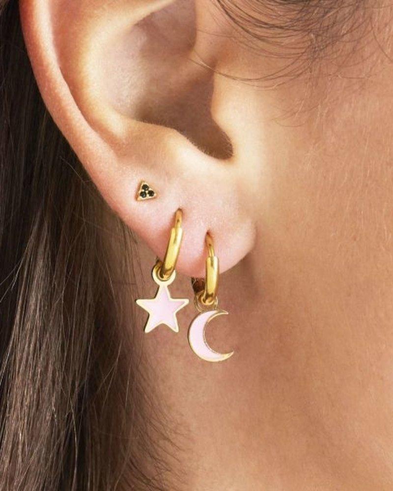Fashion-Click Oorbelen Candy Moon