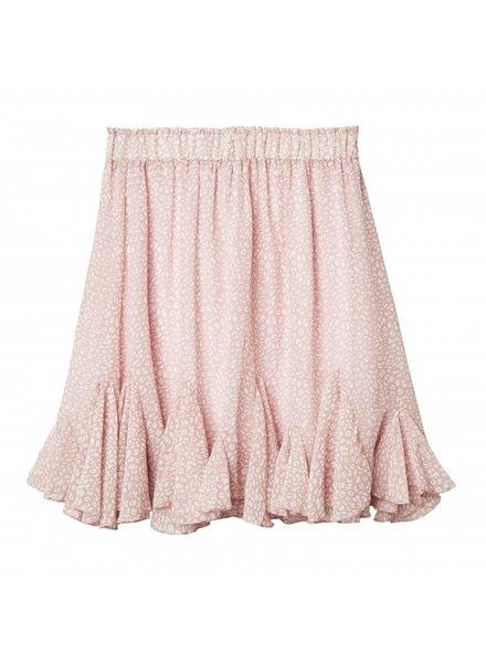 Fashion-Click Rokje Leopard Pink