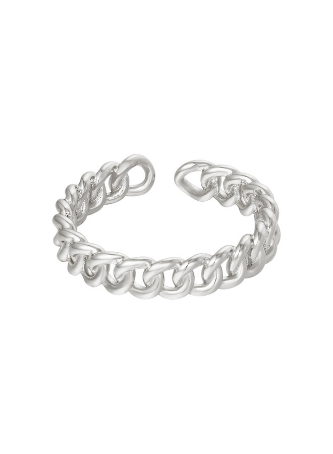 Ring Open Chain