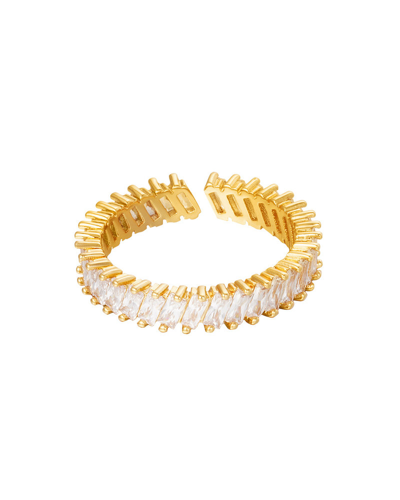 Fashion-Click Ring Classic Chic