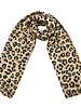 Fashion-Click Sjaal Soft Panter Spots