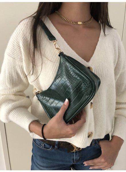 Fashion-Click Tas Celeste Groen