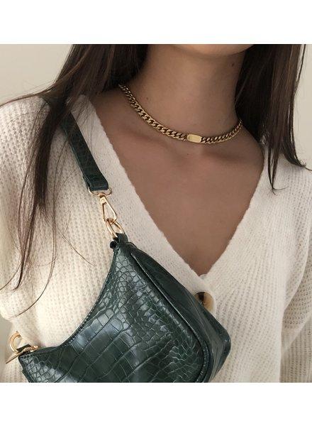 Fashion-Click Schakelketting It Girl