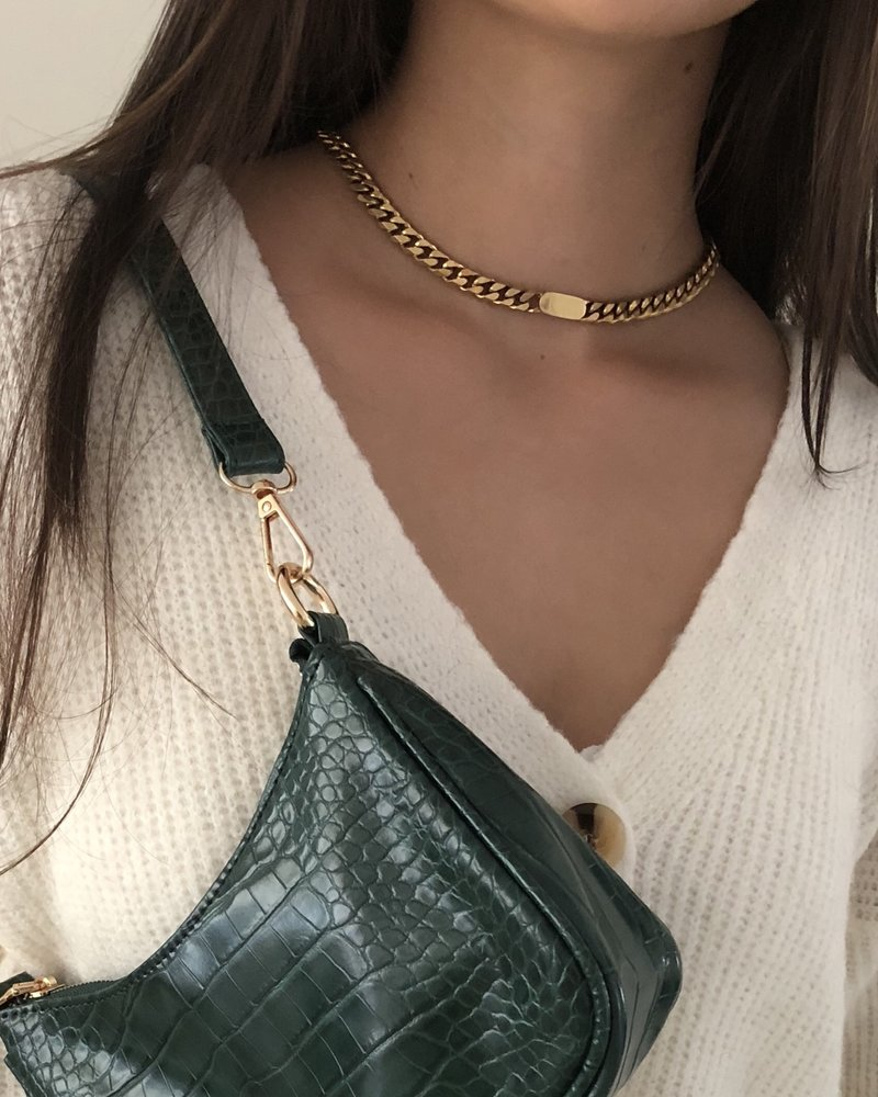 Fashion-Click Schakelketting It Girl