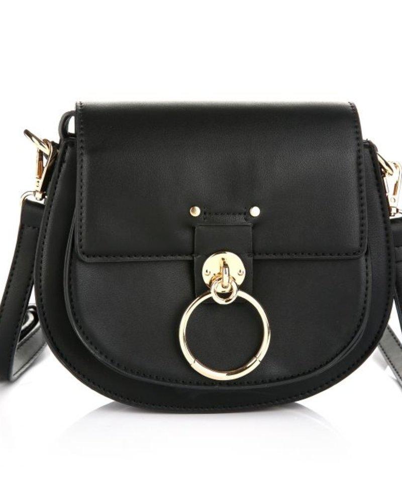 Fashion-Click Tas Nina Zwart