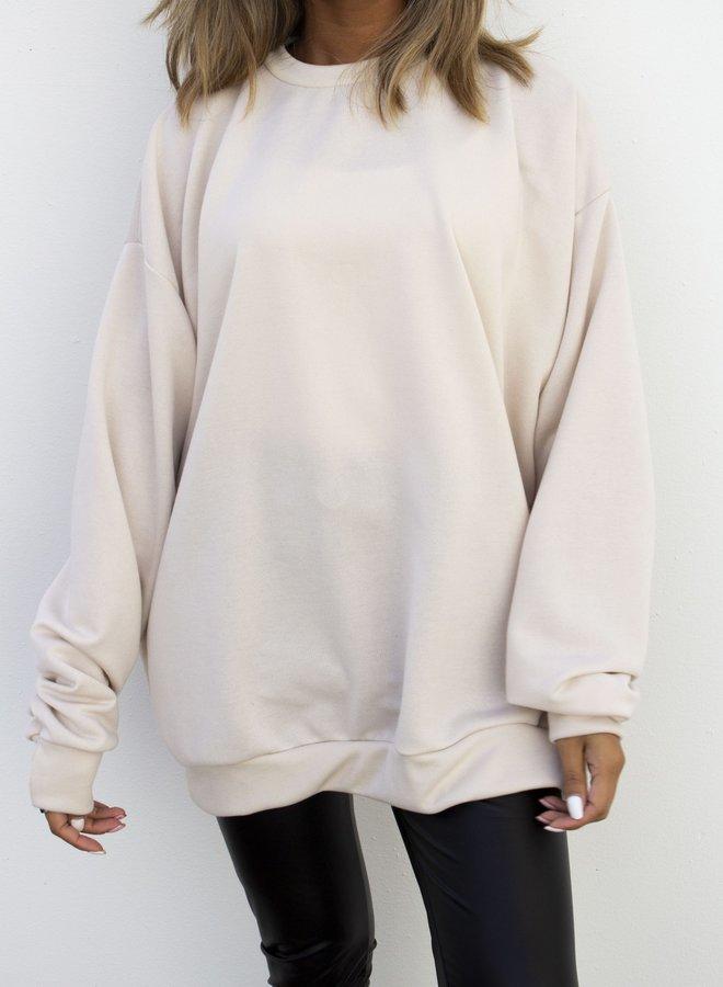 Sweater Dor Beige