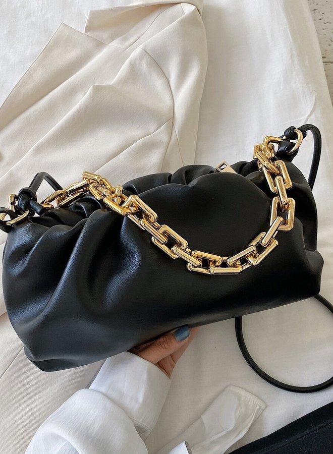 Tas The Chain Zwart
