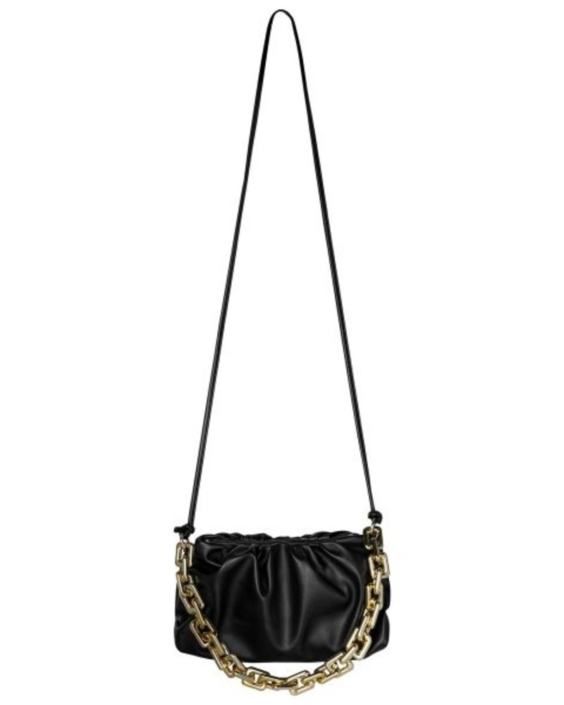 Fashion-Click Tas The Chain Zwart