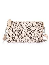Fashion-Click Tasje Cheetah Beige