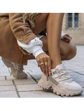Fashion-Click Sneaker Demi Beige