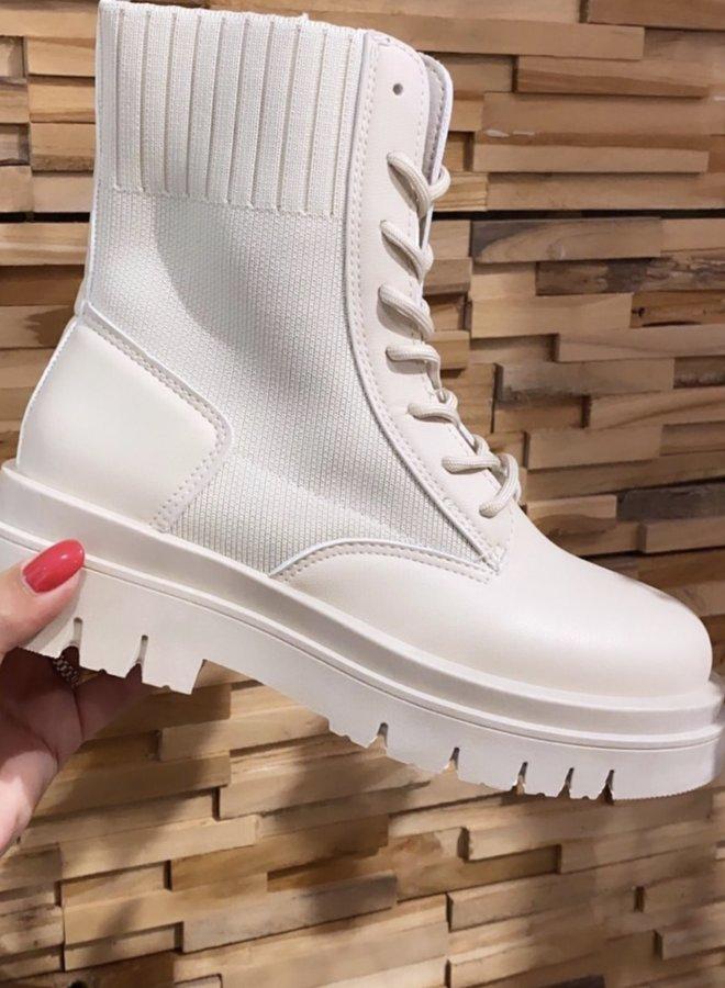 Kelsey Boots Beige