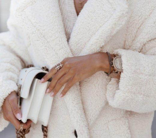 Shop de faux fur jassen trend