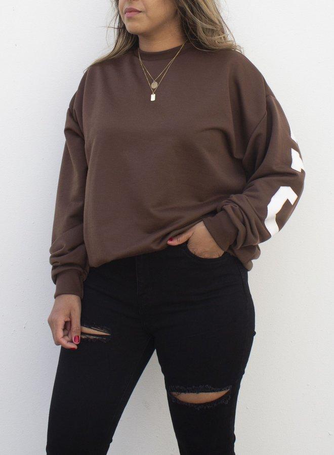 Sweater Chicago Bruin