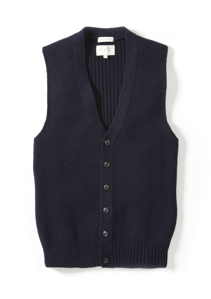 Peregrine Goodwin Knitted Vest