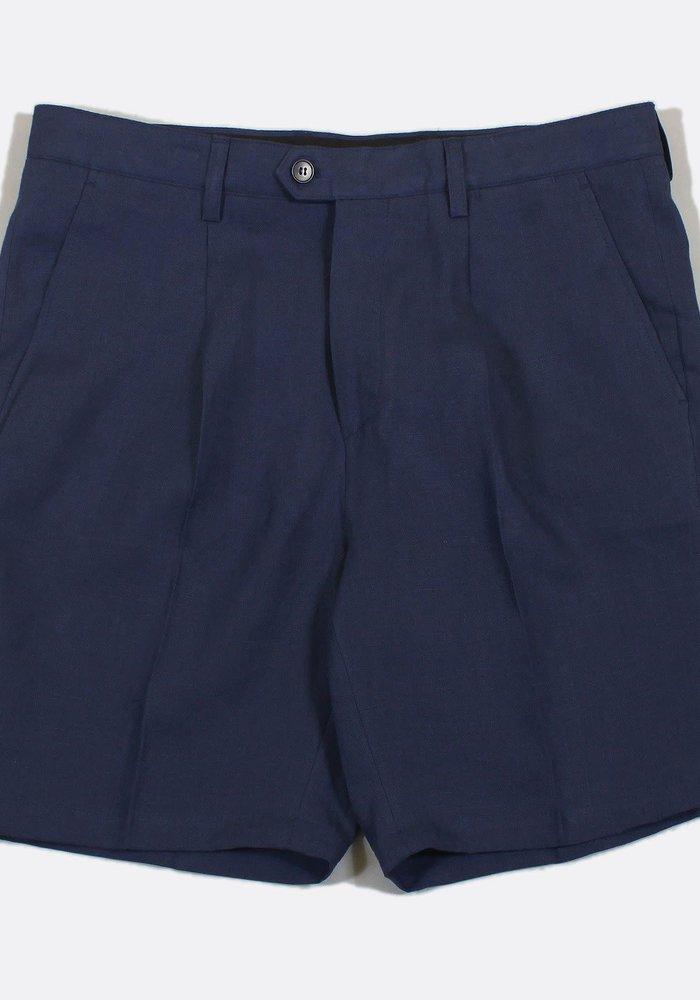 Pleat Shorts