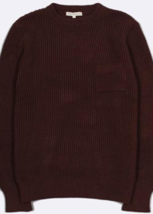 Far Afield Joe Crew Pocket Knit