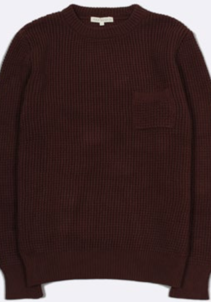 Joe Crew Pocket Knit