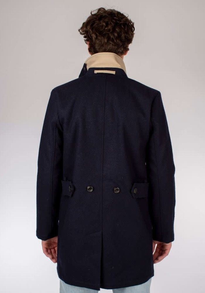 Bonded Wool Mac