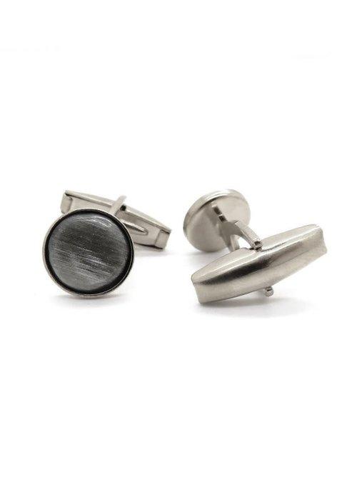 Lartisan Createur Silver Cufflinks