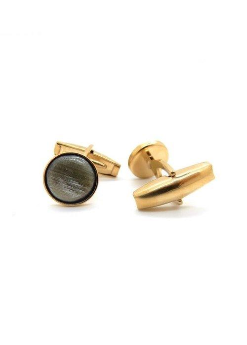 Lartisan Createur Gold Plated Cufflinks