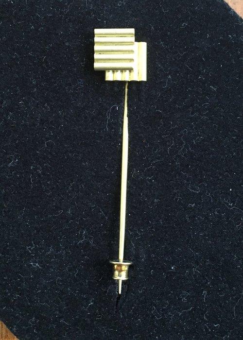 Sebastien Vandekerckhove Hypno pin Gold