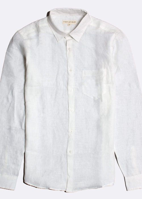 Far Afield Classic Linen LS Shirt