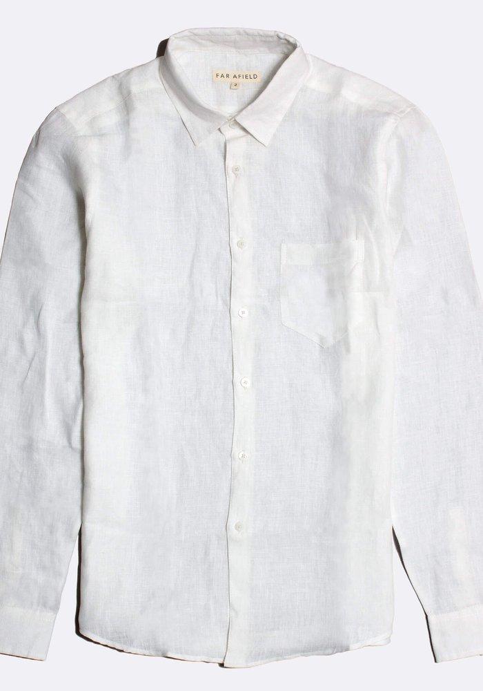 Classic Linen LS Shirt